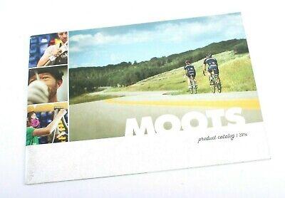 Moots Cycles (2014 Moots Cycles Catalog: Vamoots RSL, Mooto X, Psychlo X, MX Divide, YBB)