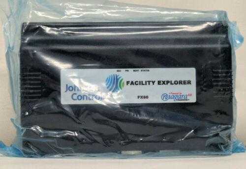 ~D.HVAC~ JC-LPFX6011N0 - Johnson Controls - FX60 Niagara N2 Driver FX Workbench