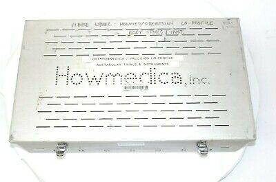 Howmedica 6062-9-910 Precision Hip Lo-profile Acetabular Trials