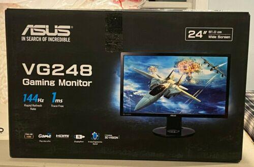 ASUS VG248QE 24inch Full HD Gaming LED Monitor 109