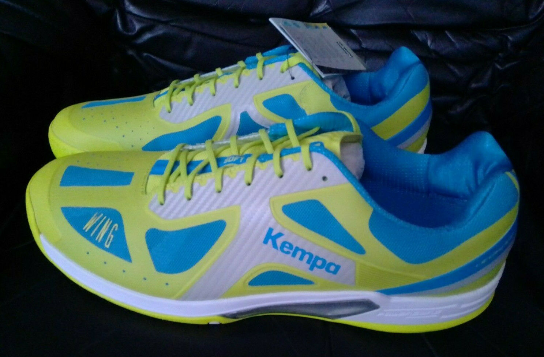 Kempa Handball Schuhe WING LITE Senior Größe 46 UK 11,5 US 12 neu OVP