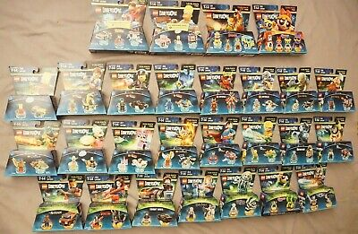 Lego Dimensions Game Level Pack,Team Pack or Fun Pack 27 to chose from NIB
