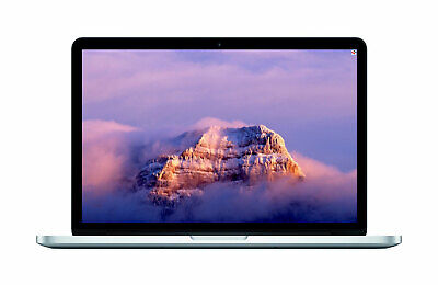 "Apple MacBook Pro Retina Core i5 2.6GHz 8GB 256GB SSD 13.3""LATEST OS X CATALINA!, usado segunda mano  Embacar hacia Argentina"