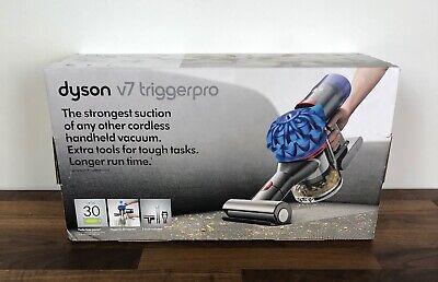 Dyson V7 Trigger Pro Handheld Vacuum, Pro Blue Fast Free Shipping