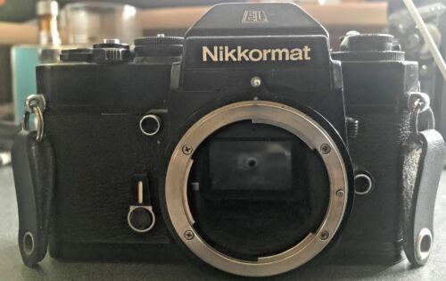 Vintage Nikkormat EL Body Nikon Japan