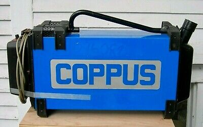 Coppus Portable Hepa Charcoal Filter Fume Dust Extractor - Welding Grinding Etc