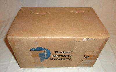 Timberline 2515s-17-ubt Pneumatic Metering Pump 2515 Stainless Steel New