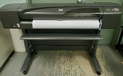 Hp Designjet 800ps C7780b Wide Format Color Printer