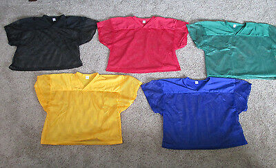 - LOT Mesh Football Practice Jersey Size 2XL/3XL NEW  Multiple Quantities Colors