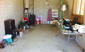 Garage sale Monday  23rd Jan  moving house Arndell Park Blacktown Area Preview