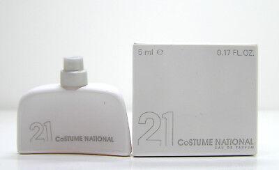 Costume  National  21   Miniatur 5 ml Eau de (Costume National 21)