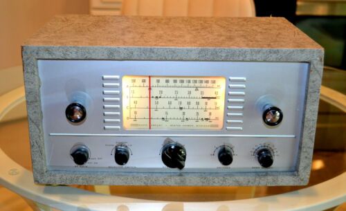Heathkit AR-3 4-Band Communications Receiver -  Unique!!