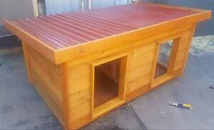 Professionally Built dual DOG KENNEL   **BARGAIN** Burton Salisbury Area Preview