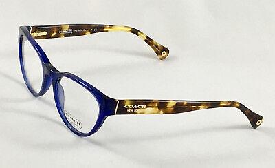 New COACH HC6039 (Baily) 5110 (Navy) Women's Eyeglasses Frames 49-17-135