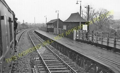 Trecynon Railway Station Photo. Hirwain - Aberdare. Great Western Railway. (2)