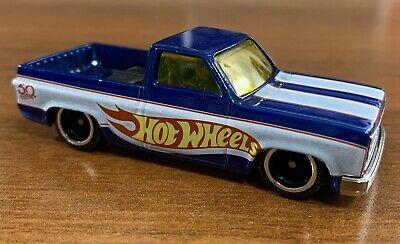 Hot Wheels '83 Chevy Silverado Custom Loose