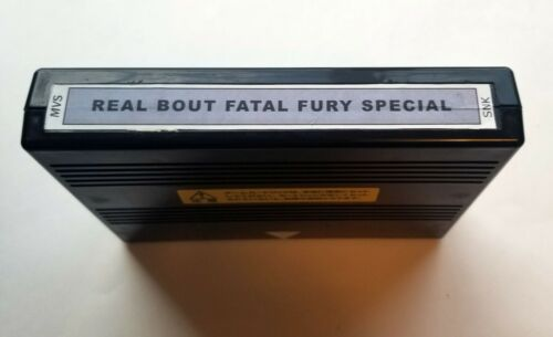 Real Bout Fatal Fury Special (Neo Geo MVS)