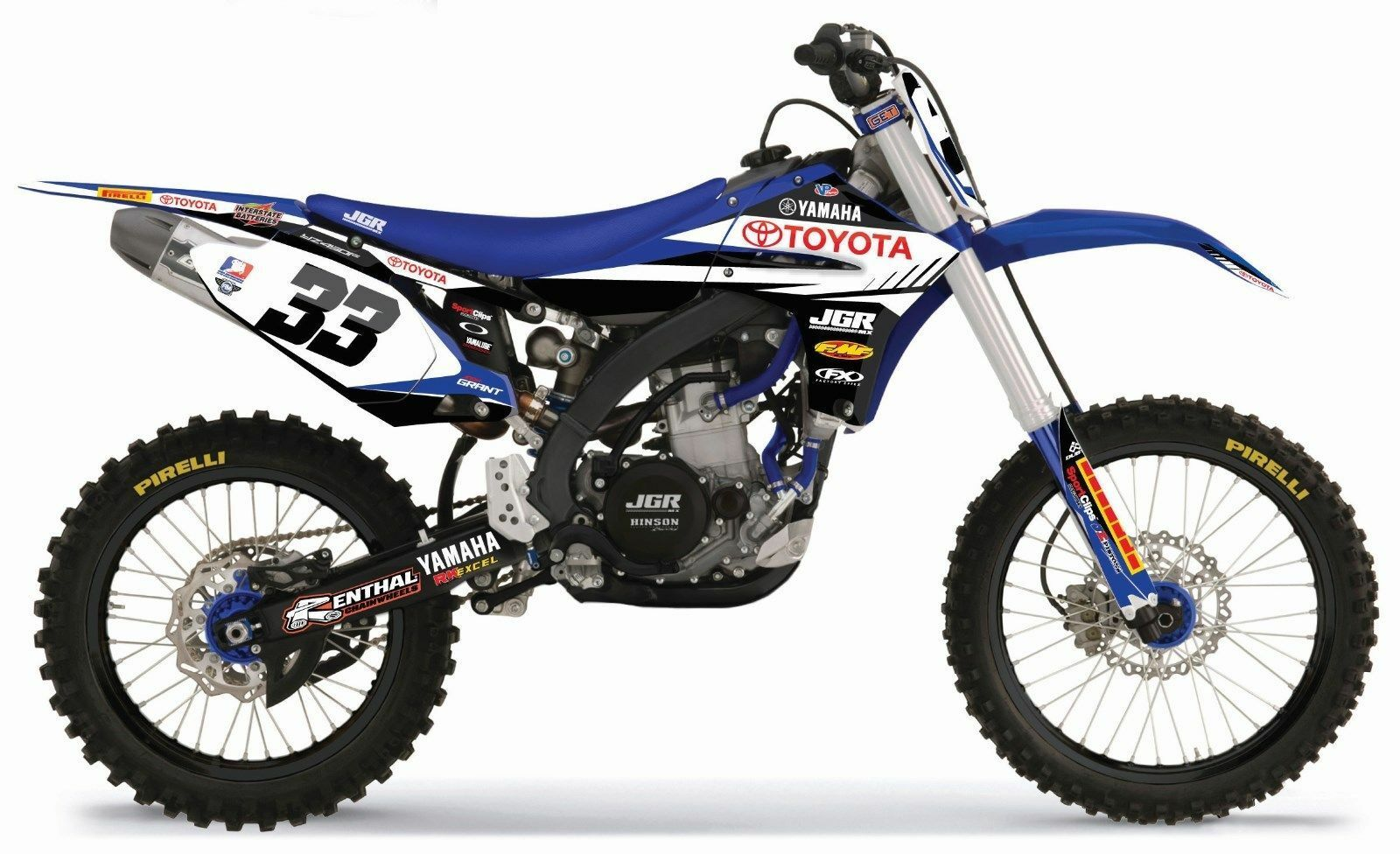 Top 10 best dirt bikes ebay for Yamaha 250 four stroke