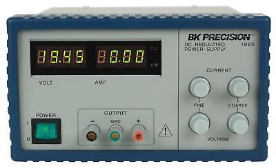 Bk Precision 1665 Dc Power Supply 200 W 19.99 V 9.99 A New