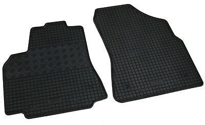 passend für Citroen Berlingo I Gummifußmatten Gummimatten Fußmatten 1996-2008