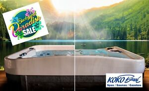 THE World's Only INFINITY EDGE HOME HOT TUBS! ULTIMATE STYLE!