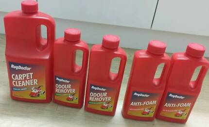 Rug Doctor Cleaning Products
