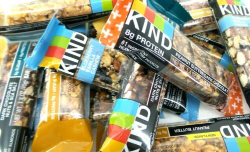 Lot of 100 Assorted KIND Bars,1.4 oz each, Multiple Delicious Flavors!
