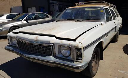 Holden Kingswood orignal condition