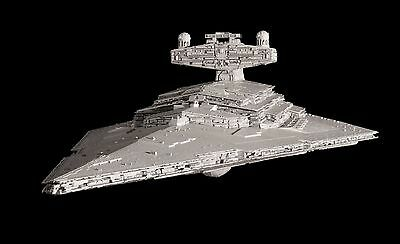 "Model Kit ""Imperial Star Destroyer"" Star Wars 1:2700 Zvezda 9057 WITHOUT BOX"