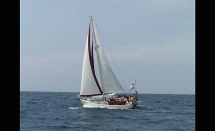 Yacht 36ft regretful sale