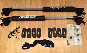 PRORACK ROOF RACK - for Skis, Boards, Bikes, Cargo...