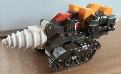 Vintage 1987 Transformers G1 Technobot Autobot Nosecone