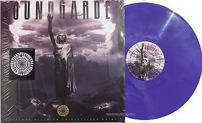 """SOUNDGARDEN 12"""" Satan Oscillate My Metallic Sonatas PURPLE Vinyl RSD SEALED"""