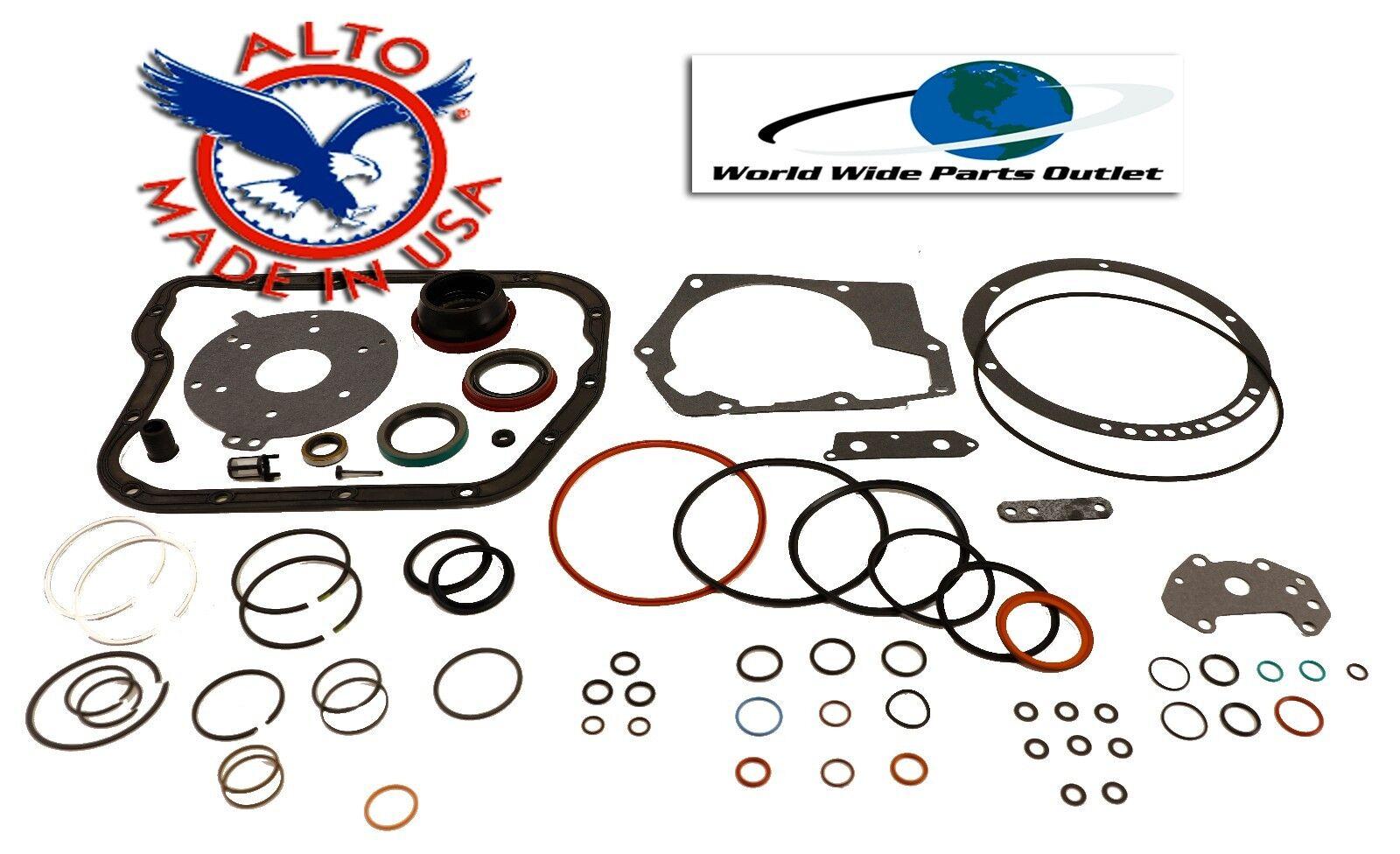 Dodge 48re A618 Transmission Rebuild Kit 2003 On Stage 4 Wundr Shop Jf011e Wire Harness