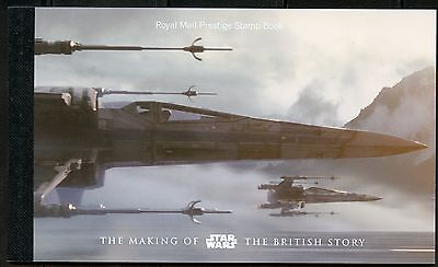 GREAT BRITAIN  STAR WARS THE FORCE AWAKENS THE BRIITSH STORY PRESTIGE BOOKLET