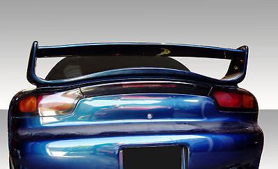1996 Rx 7 Wings (93-97 Mazda RX-7 Duraflex M-Speed Wing Trunk Lid Spoiler 1pc Body Kit)