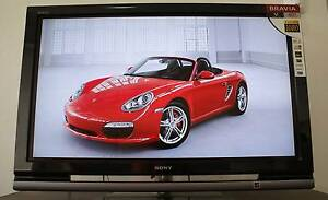 "Sony KDL-40V4000 - 40"" Widescreen 1080P Full HD Bravia LCD TV. Punchbowl Canterbury Area Preview"