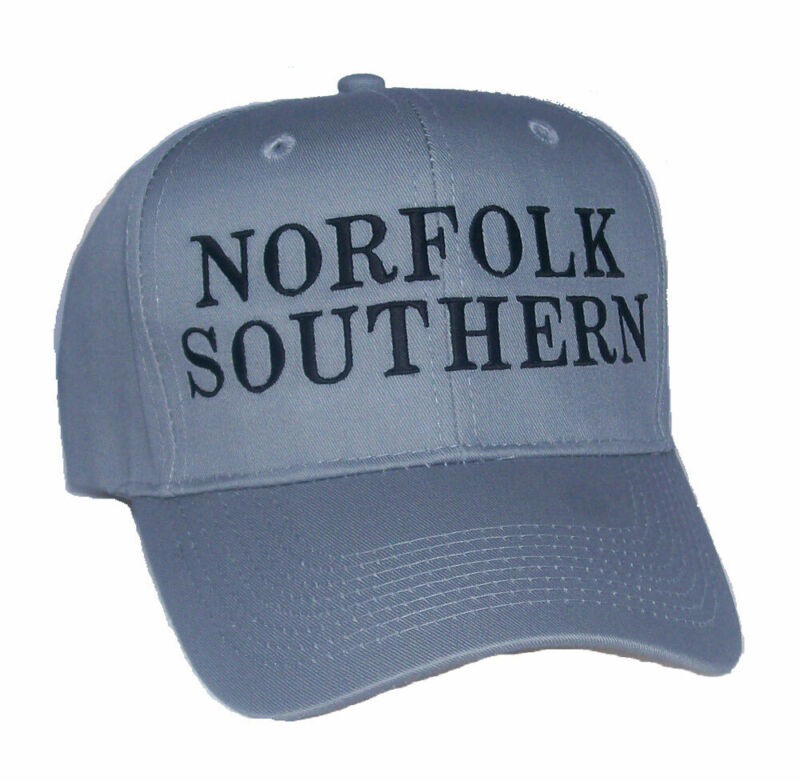 Norfolk Southern Ns Railroad Embroidered Cap Hat #40-4104