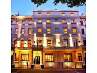 Kitchen Porter - Full Time - The Royal Park Hotel