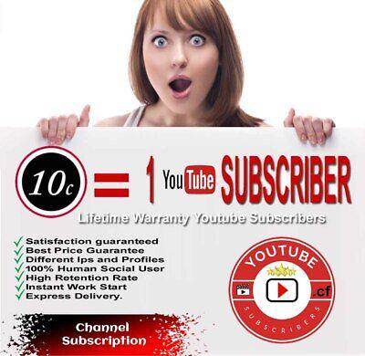 Youtbe Sbzcrbrs Subs For 10c Each