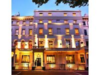Full Time - Bar Back - The Royal Park Hotel