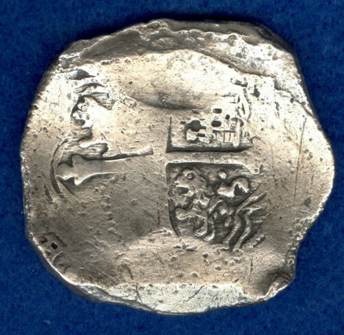 ca. 1629 Spice Islands Shipwreck Spanish 8 Reales Cob - Spanish Piece of Eight