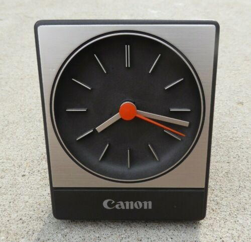 Canon Clock made in Germany