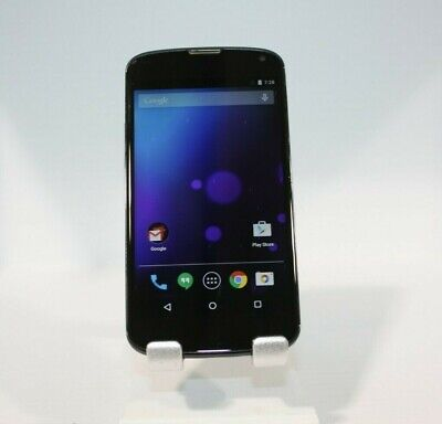 LG Nexus 4 E960 - 16GB - Black (Unlocked) Smartphone