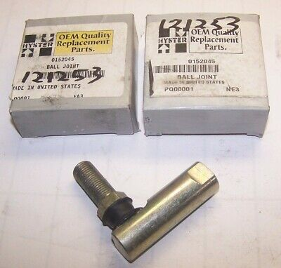 2 New Hyster Ball Joint For Forklift 0152045 Lot Of 2