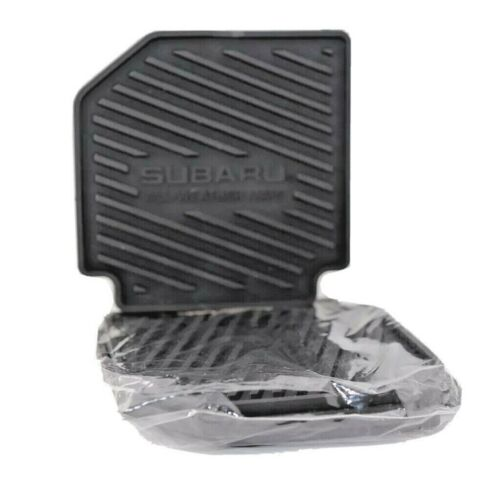Subaru Rubber Drink Coasters Set of Four All-Weather Mats