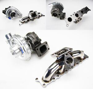 Volkswagen Golf 1.8T T3/T4 TURBOCHARGER TURBO MANIFOLD KIT