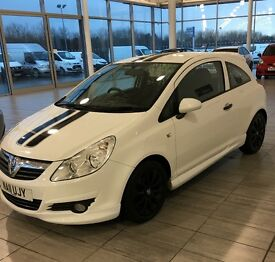 LIMITED EDITION SPORTS STYLE VAUXHALL CORSA