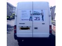 Removal Services , Man with Van , Larne