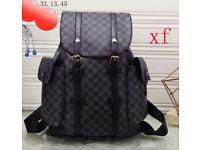 Mens luxury backpack